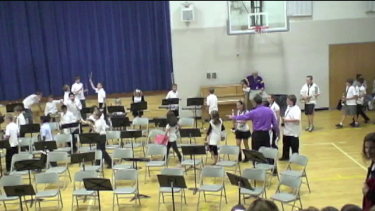 Part 2 of 2 - Band Concert