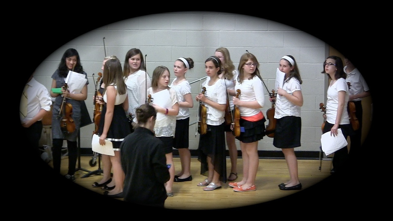 """This video is about 6th Grade Spring Concert on Monday, May 13, 2013<br /> Downing family & grandma/grandpa attending.<br /> <br /> <br /> <a href=""""http://ray-penny.smugmug.com/Family/Lisa/Video-Hold/27189375_rnp4XQ#!i=2512220595&k=7Wh29tS&lb=1&s=L"""">http://ray-penny.smugmug.com/Family/Lisa/Video-Hold/27189375_rnp4XQ#!i=2512220595&k=7Wh29tS&lb=1&s=L</a>"""