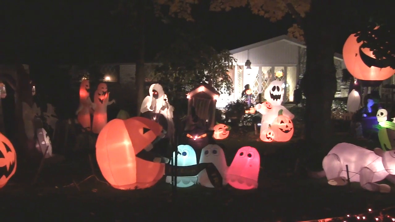 VIDEO:  Happy Halloween!