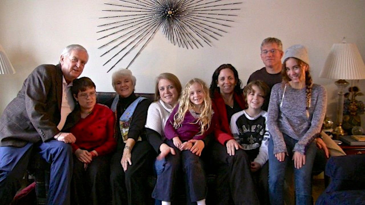 Thanksgiving 2013 (minus Babycam)
